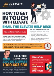 In Touch With Elevate Technology